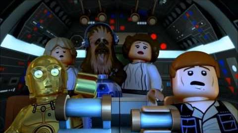 Lego Star Wars Las Nuevas Crónicas de Yoda - Teaser Doblado