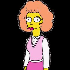 Maude Flanders (temps.10-11 y 14) en <a href=