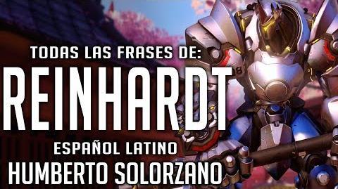 Reinhardt OW