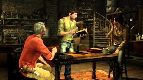 Trailer de Uncharted 3 en español latino