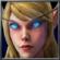 WC3 Reforged Elf Villager Female