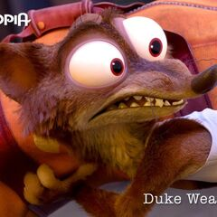 Duke Roedríguez en <a href=