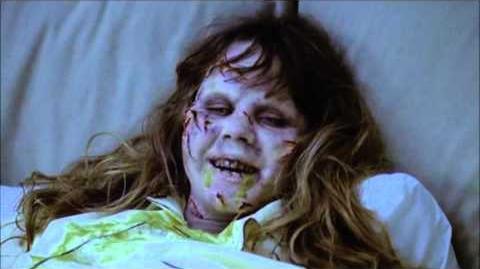 El Exorcista - Escena de Posesion de Regan