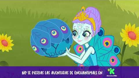 Enchantimals WonderWood Village en Discovery Kids