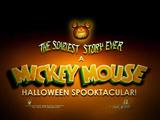 Una historia de terror: Halloween con Mickey Mouse