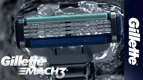 Gillette Mach 3 Turbo - Hasta 100% Libre de Enrojecimiento