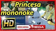 La princesa mononoke audio latino