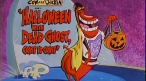 La vaca y el pollito - Halloween con el Fantasma Muerto - Español latino