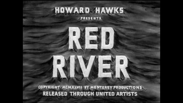 Rio Rojo (1948) Audio Latino
