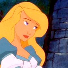 Princesa Odette en <a href=