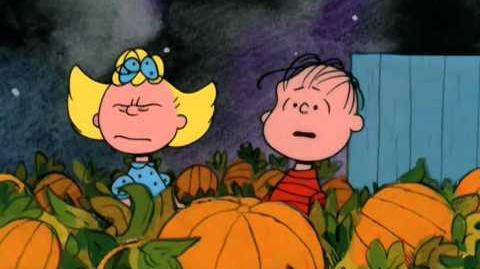 3 Es la gran calabaza Charlie Brown