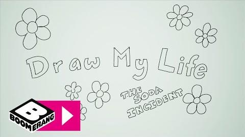 Dibujando mi vida Barbie Vlog Boomerang