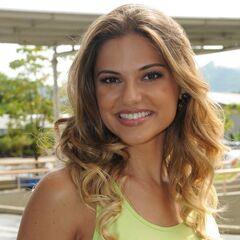 Voz recurrente de la actriz brasileña <a href=