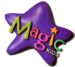 Logo Magic Kids 1996-2001
