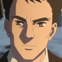 Mamoru Akasaka (joven) en <a href=