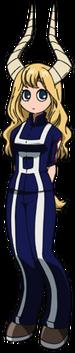 Pony Tsunotori Anime Profile MHA