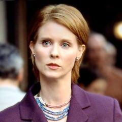 Miranda Hobbes (temps. 1ª-4ª) en la serie <a href=