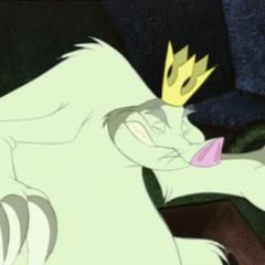 El rey topo en <a href=