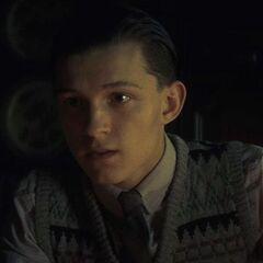 Jack Fawcett (niño y joven) en <a href=