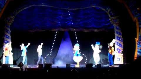 7 El Show de Mickey Mouse en el Teatro Gran Rex Final Show