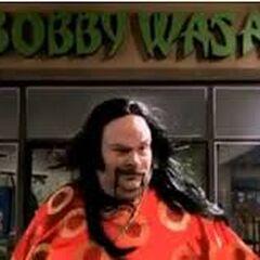 Bobby Wasabi en <a href=