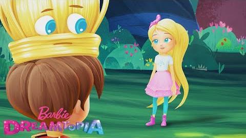 Bosque de Peinados Mágicos Parte 2 Dreamtopia Barbie