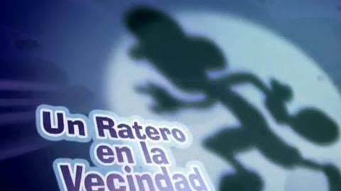 El Chavo Animado - 1x12 - Un Ratero en la Vecindad - Completo