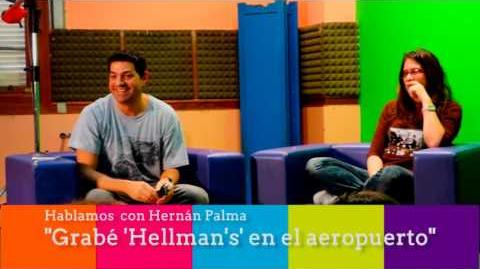 Experiencias Compartidas - Hernán Palma (Locutor Comercial)
