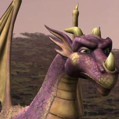 Hugo el dragón en <a href=