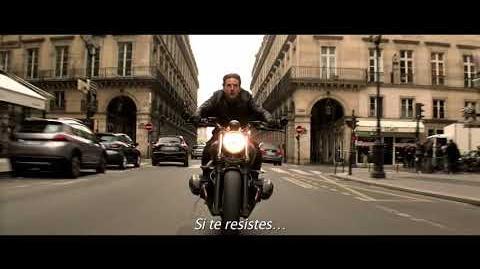 Misión Imposible- Repercusión - TV spot Misión