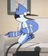 Mordecai en any malu