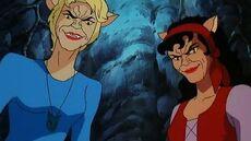 Simone y Lena cuentan su historia Scooby-Doo en la isla de los zombies (LATINO)