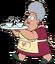 Soos' grandma appearence