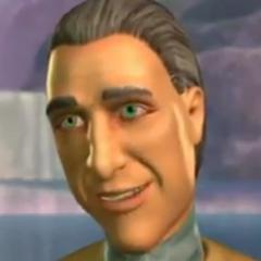 El Panadero, el padre de Odette en <a href=