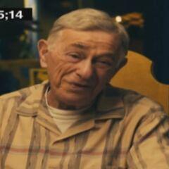 Jacob Dvir, el padre de Zohan en <a href=