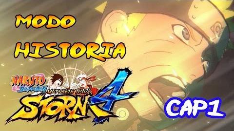 Guia ESPAÑOL LATINO Naruto Shippuden- Ultimate Ninja Storm 4 Modo Historia Cap 1