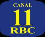 RBC Televisión 1990 logo