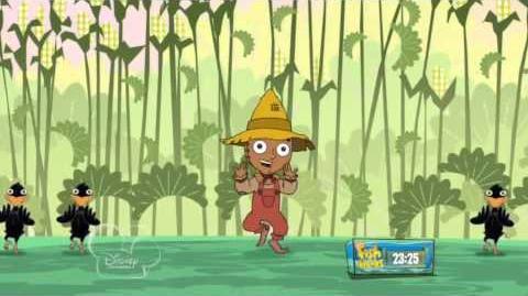 Yo Quiero Ser Especial - Phineas y Ferb HD