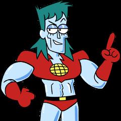 Capitán Planeta en <a href=
