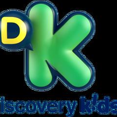 Cuarto y actual Logotipo de Discovery Kids (2016-Presente)