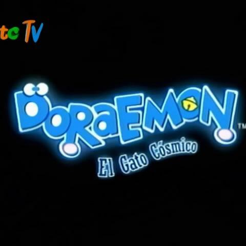 Logo de Doraemon en español