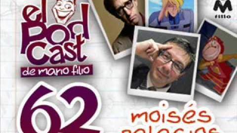 Entrevista a Moisés Palacios en el Podcast de Mario Filio Parte 3