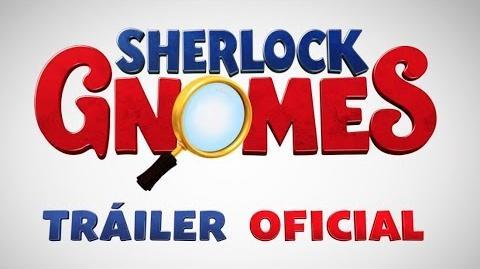 Sherlock Gnomes Trailer Oficial Computadora Paramount Pictures México