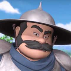 Sheriff de Nottingham en <a href=
