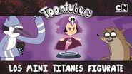 ¿LOS MINITITANES 2 ES IGUAL A LOS MINITITANES 1? ToonTubers Cartoon Network