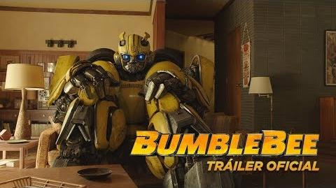 BUMBLEBEE Trailer 3 - Español Latino