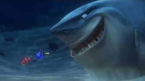 Buscando a Nemo - Español Mexicano -Segmento con Dory-
