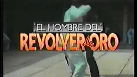 El hombre del revolver de oro (1974) Doblaje original