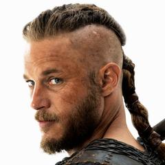 Ragnar Lothbrok en <a href=