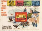Los viajes de Gulliver (1960)